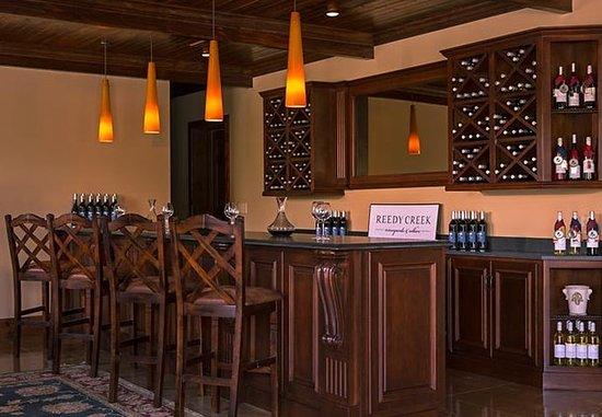คิงส์พอร์ต, เทนเนสซี: Reedy Creek Winery - Tasting Room