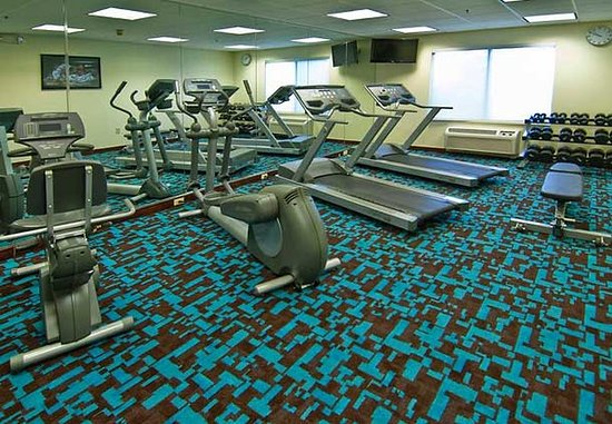 Pearl, MS : Fitness Center