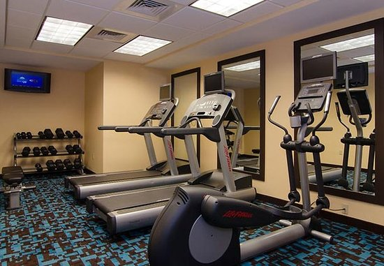 Hartsville, SC: Fitness Center