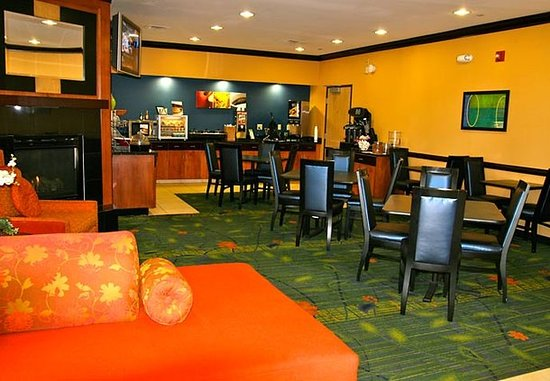 Hays, KS: Breakfast Area