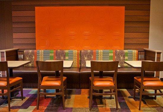 Salida, Καλιφόρνια: Dining Area