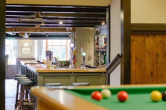 The Pheasant Inn Public House: Bar