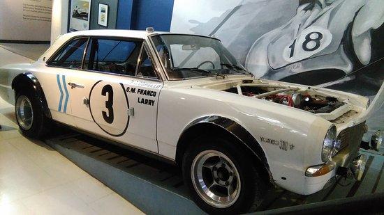 Museo Juan Manuel Fangio: Torino de las 84 horas de Nürburgring
