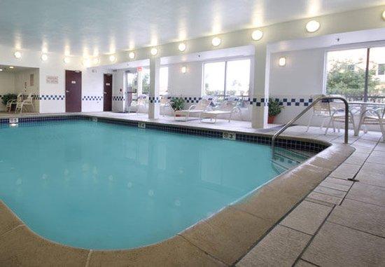 Vacaville, كاليفورنيا: Indoor Pool