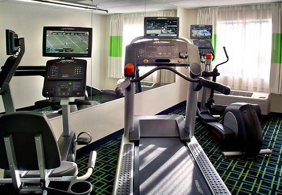 Wallingford, CT: Fitness Center