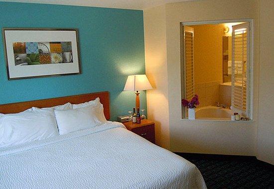 Ukiah, CA: Spa King Suite
