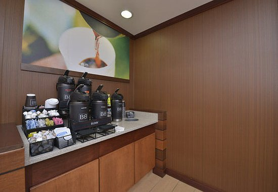 Williamsport, Pensilvania: Coffee Station