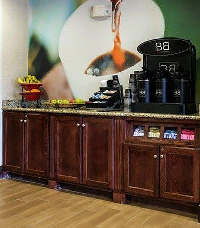 Mooresville, Kuzey Carolina: Coffee Station