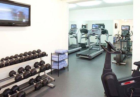 Mooresville, Kuzey Carolina: Fitness Center