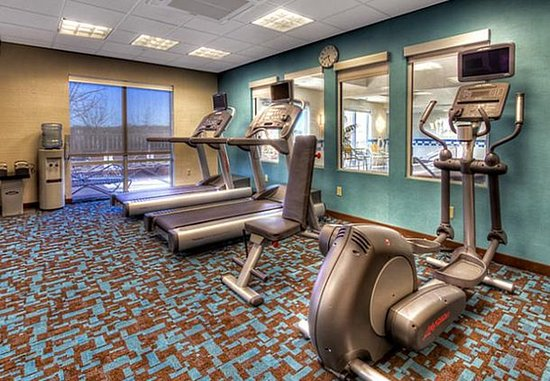 Edmond, OK: Fitness Center