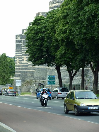 Hotel le Progres : Крепость