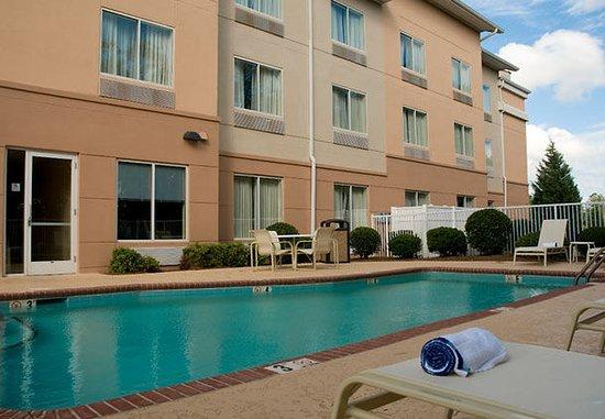 Anderson, Karolina Południowa: Outdoor Pool