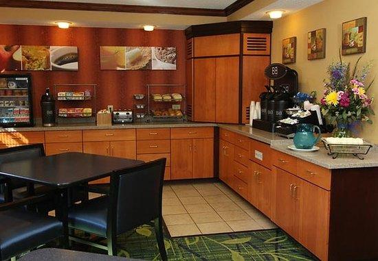 Mendota Heights, MN: Breakfast Bar