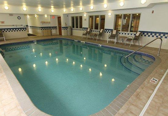 Mendota Heights, Minnesota: Indoor Pool