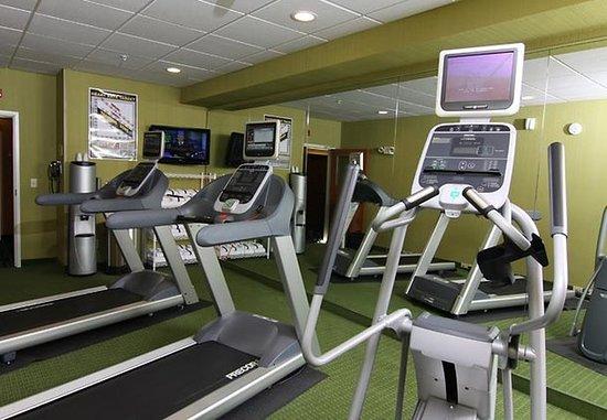 Mendota Heights, Minnesota: Exercise Room