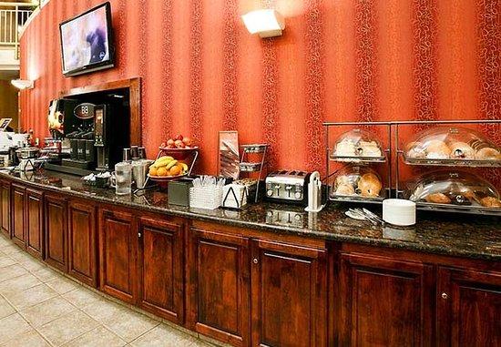 Hayward, Kaliforniya: Breakfast Buffet