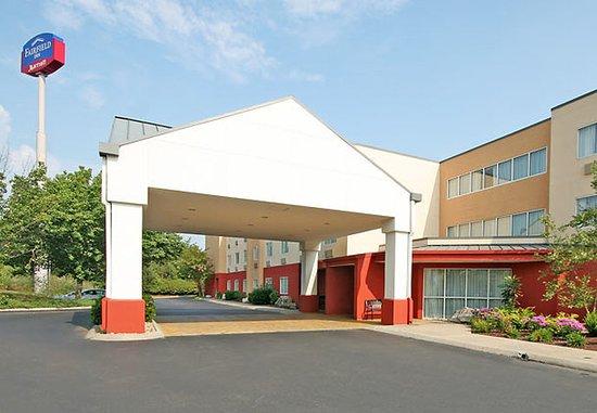 Fletcher, NC: Entrance