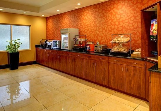 Fletcher, NC: Breakfast Area