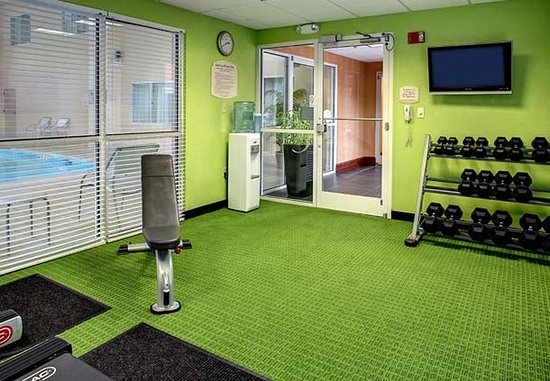 Fletcher, NC: Fitness Center - Free Weights
