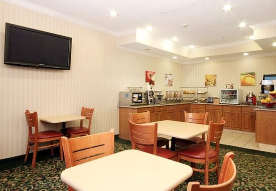 Fairview Heights, IL : Breakfast Area