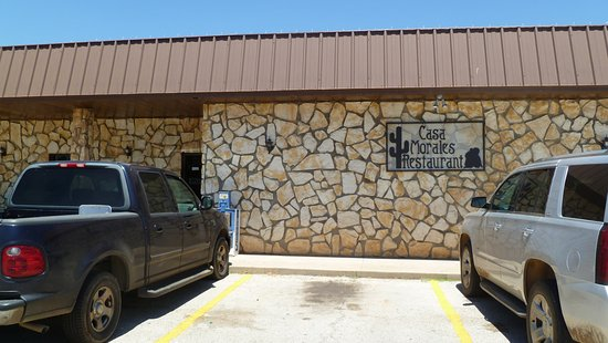 Sweetwater, TX: Casa Morales Restaurant