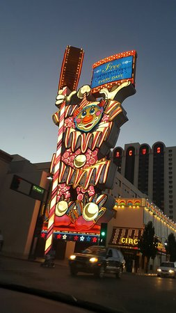Circus Circus Hotel and Casino-Reno: 20160714_203913_large.jpg
