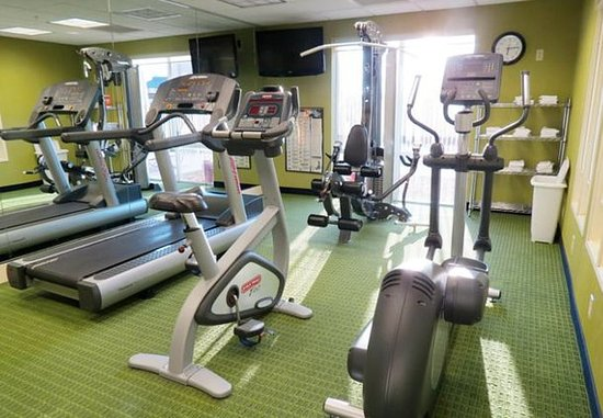 Mount Vernon, IL: Fitness Center
