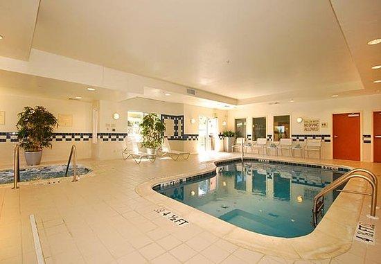 Greenwood, Güney Carolina: Indoor Pool & Spa
