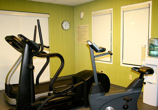 Austintown, OH: Exercise Room