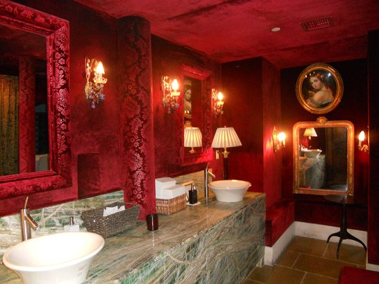 Bouley: Bouly - Nice Restroom!