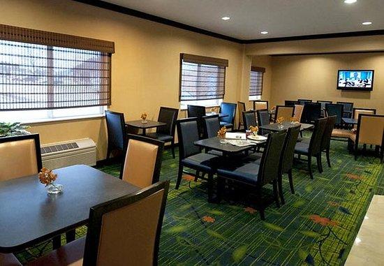 Stevens Point, WI: Breakfast Sitting Area