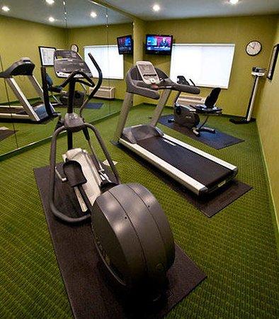 Stevens Point, WI: Fitness Room