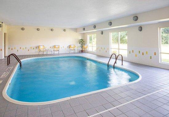 Terre Haute, Ιντιάνα: Indoor Pool & Whirlpool