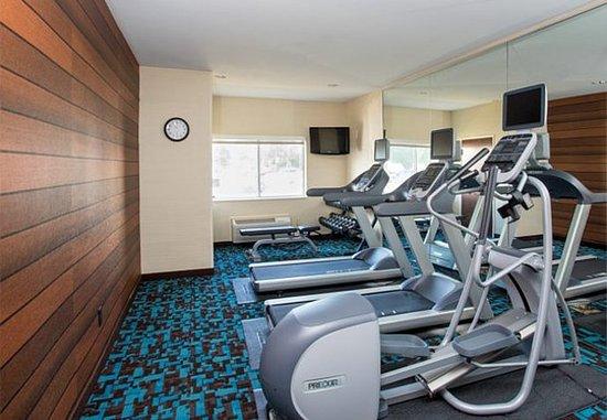 Terre Haute, Ιντιάνα: Fitness Center