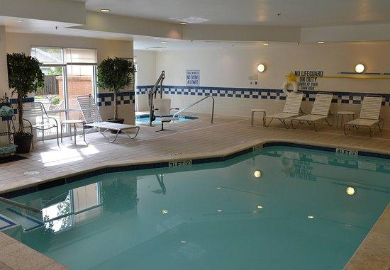 Aiken, Carolina Selatan: Indoor Pool & Hot Tub