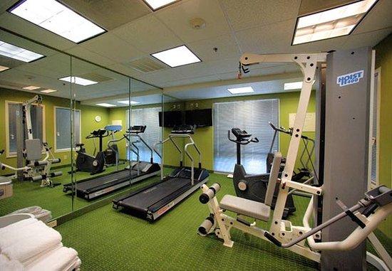 Aiken, ساوث كارولينا: Fitness Center
