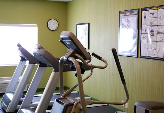 Council Bluffs, IA: Fitness Center