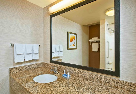 East Ridge, TN: Suite Bathroom