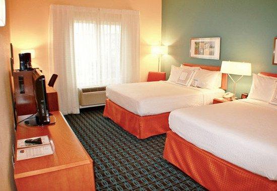 Yakima, Waszyngton: Queen/Queen Guest Room