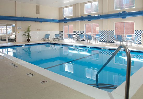 Hickory, Carolina del Norte: Indoor Pool