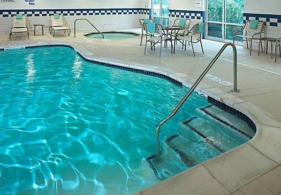 Romulus, Μίσιγκαν: Indoor Pool