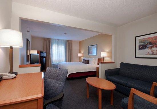 Joliet, IL: Executive King Guest Room