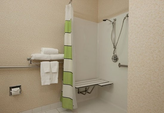 Joliet, Ιλινόις: Accessible Guest Bathroom