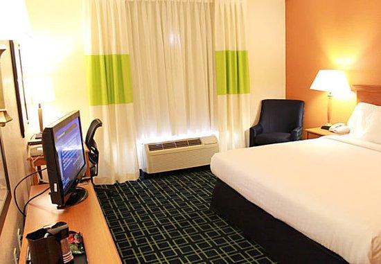 Archdale, Carolina del Norte: King Guest Room