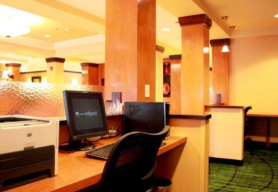 Archdale, Carolina del Norte: Business Library