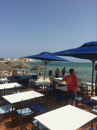 Hotel Dar Hayet: Rachid un serveur super sympa