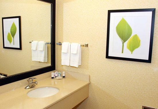 Marion, Ιλινόις: Guest Bathroom