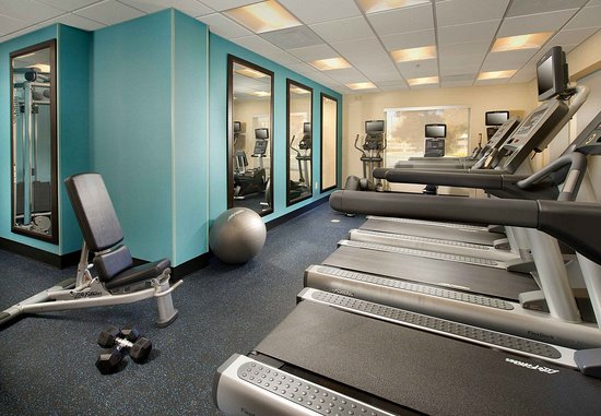 Germantown, MD: Fitness Center