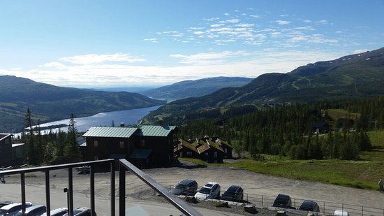 Copperhill Mountain Lodge: 20160715_170125_large.jpg