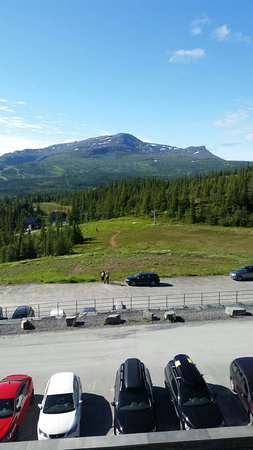 Copperhill Mountain Lodge: 20160715_170049_large.jpg
